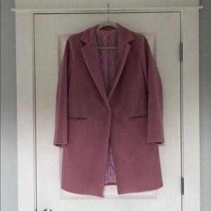 Pink Coat O/S